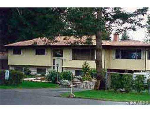 Main Photo: 6311 Springlea Rd in VICTORIA: CS Tanner House for sale (Central Saanich)  : MLS®# 231980
