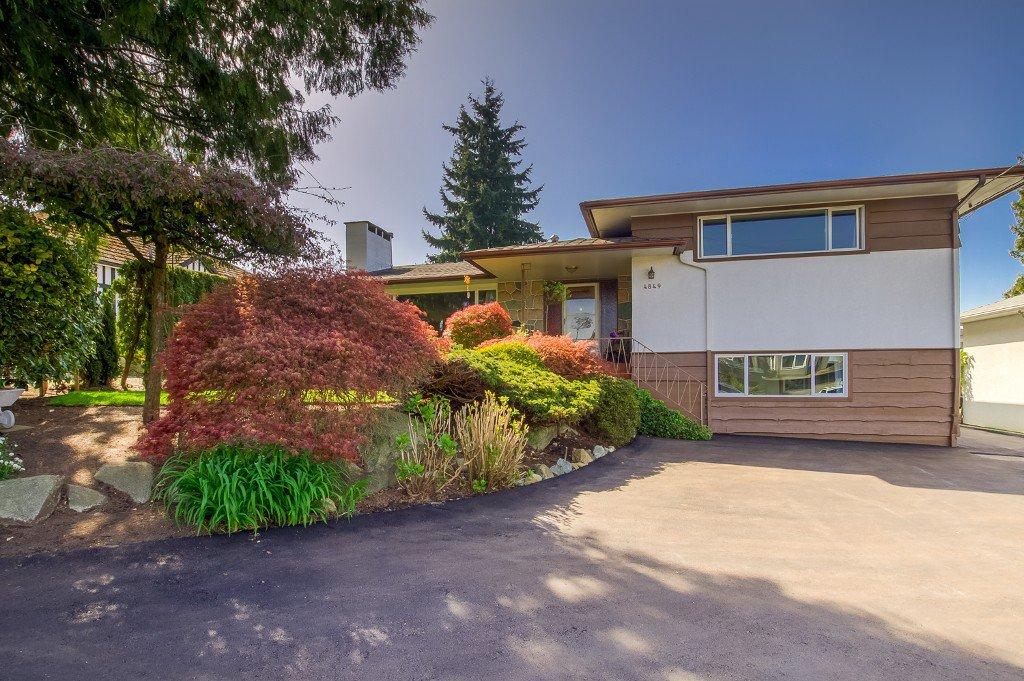 Main Photo: 4849 SMITH AV in Burnaby: Central Park BS House for sale (Burnaby South)  : MLS®# V1115588