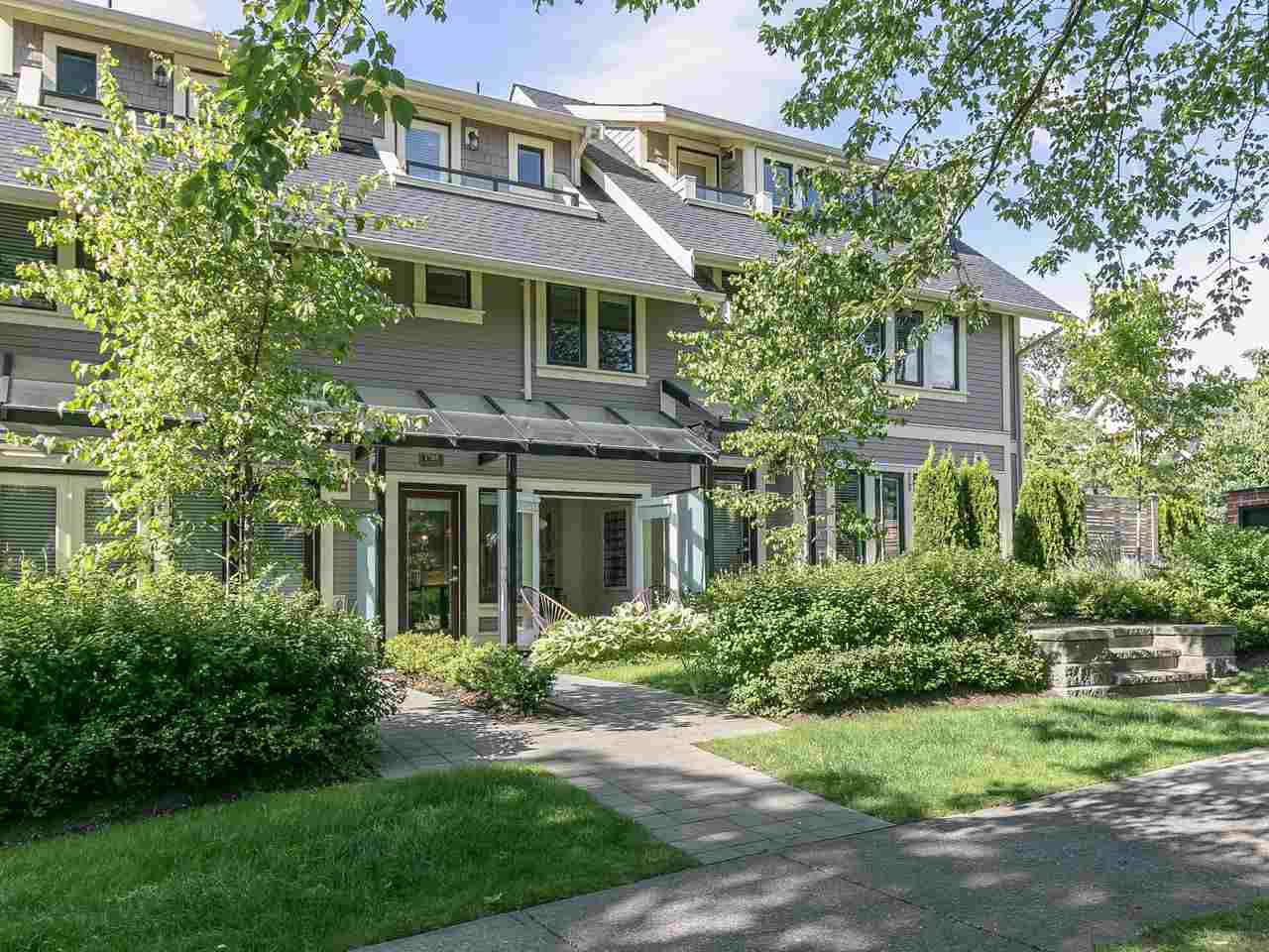 Main Photo: 1785 NAPIER STREET in Vancouver: Grandview VE Townhouse for sale (Vancouver East)  : MLS®# R2079454