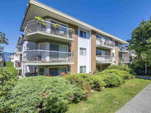 Main Photo: 105-2335 York Ave. in Vancouver: Kitsilano Condo for sale (Vancouver West)  : MLS®# R2114598