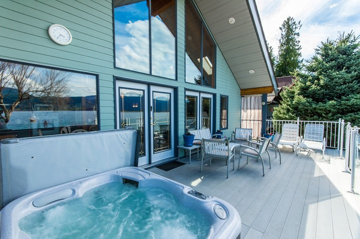 Photo 6: Photos: 145 1837 Blind Bay Road in Blind Bay: House for sale : MLS®# 10134237