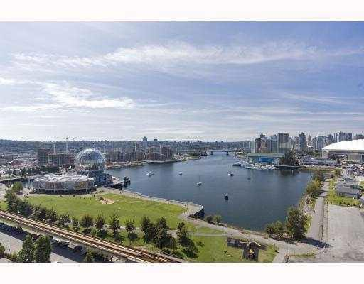 Main Photo: 904 120 MILROSS AVENUE in : Mount Pleasant VE Condo for sale : MLS®# V735573
