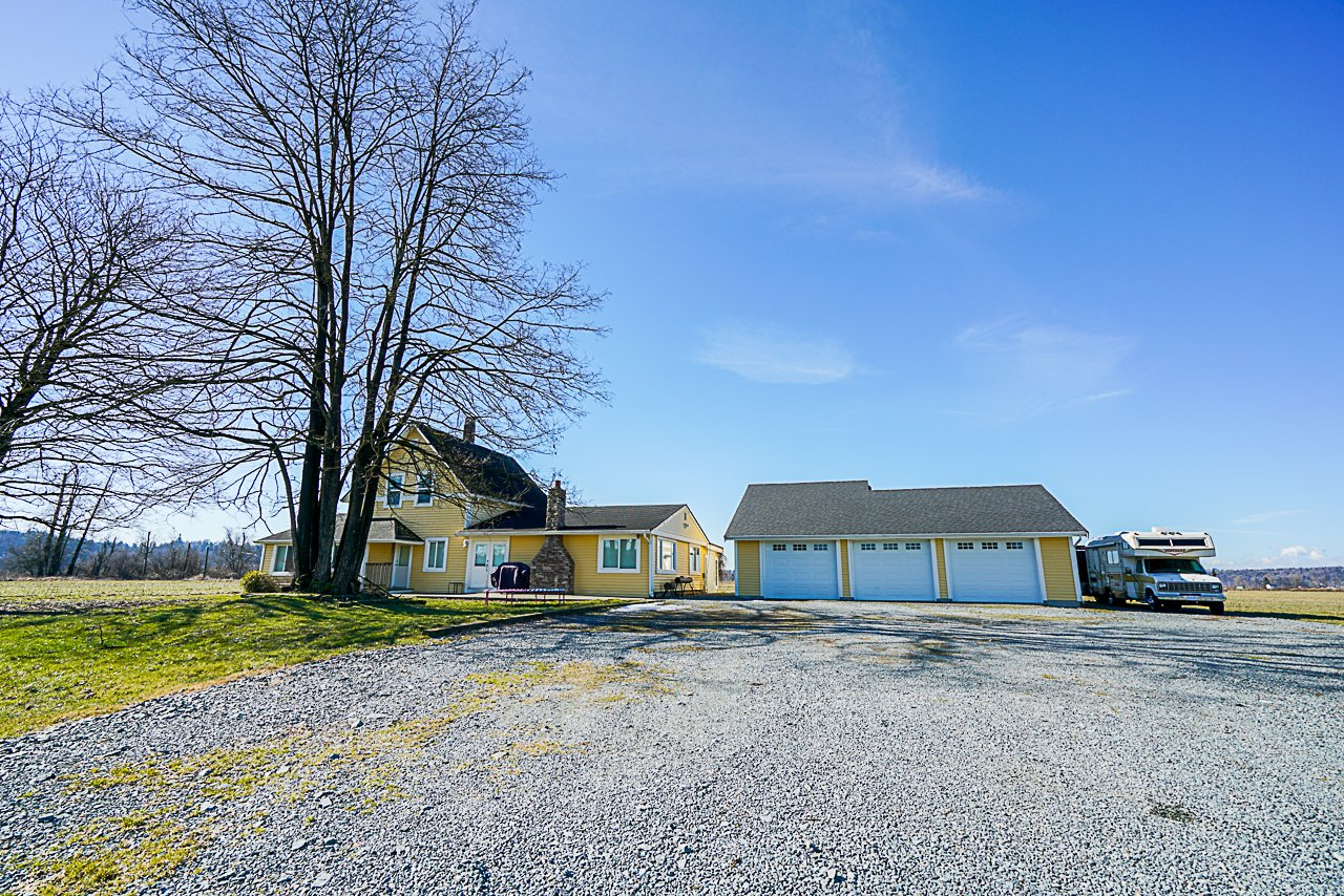 Main Photo: 8463 272nd Street in Langley: House for sale