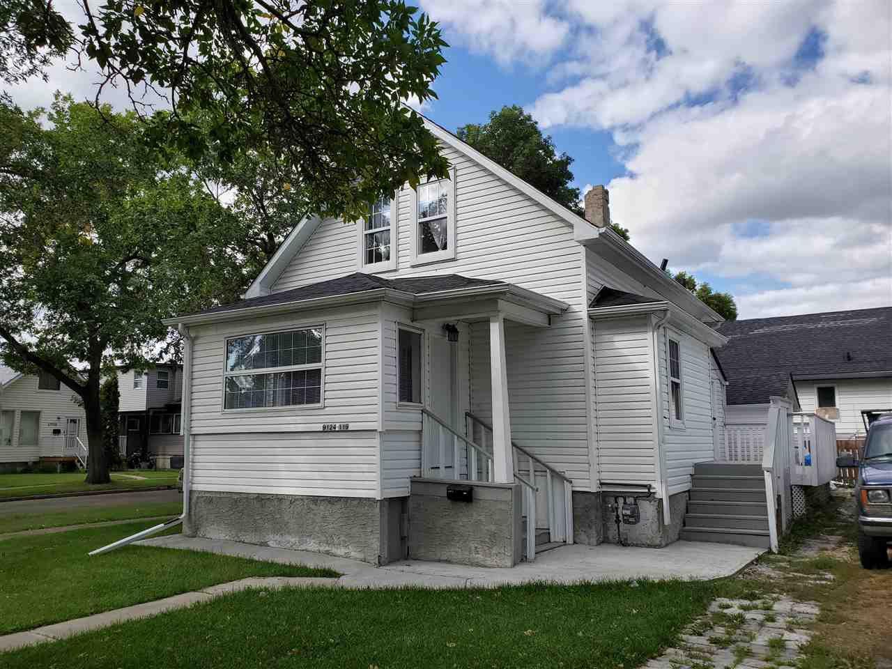 Main Photo: 9124 119 Avenue in Edmonton: Zone 05 House for sale : MLS®# E4171555