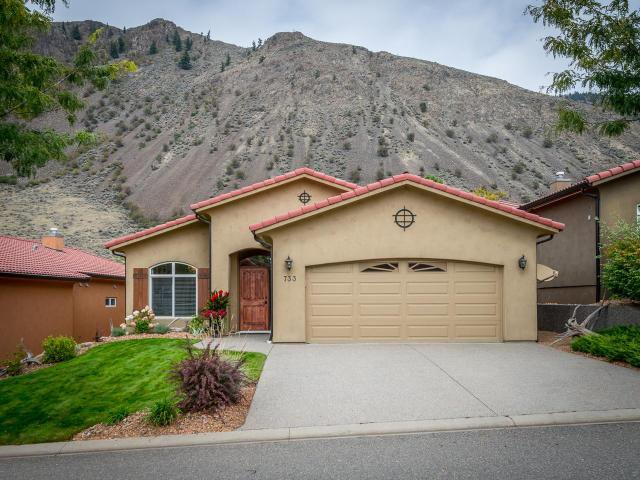 Main Photo: 733 ROSEWOOD Crescent in Kamloops: Sun Rivers House for sale : MLS®# 153606