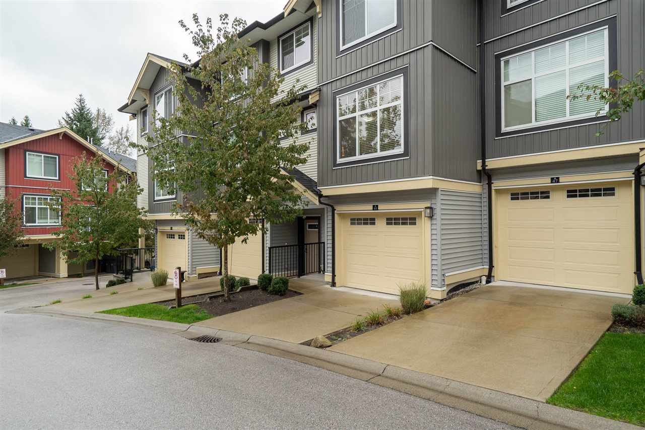 """Main Photo: 48 13886 62 Avenue in Surrey: Sullivan Station Townhouse for sale in """"Fusion"""" : MLS®# R2411972"""