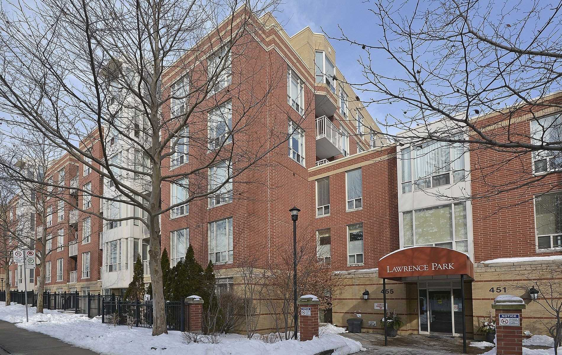 Main Photo: 610 455 Rosewell Avenue in Toronto: Lawrence Park South Condo for sale (Toronto C04)  : MLS®# C4678281
