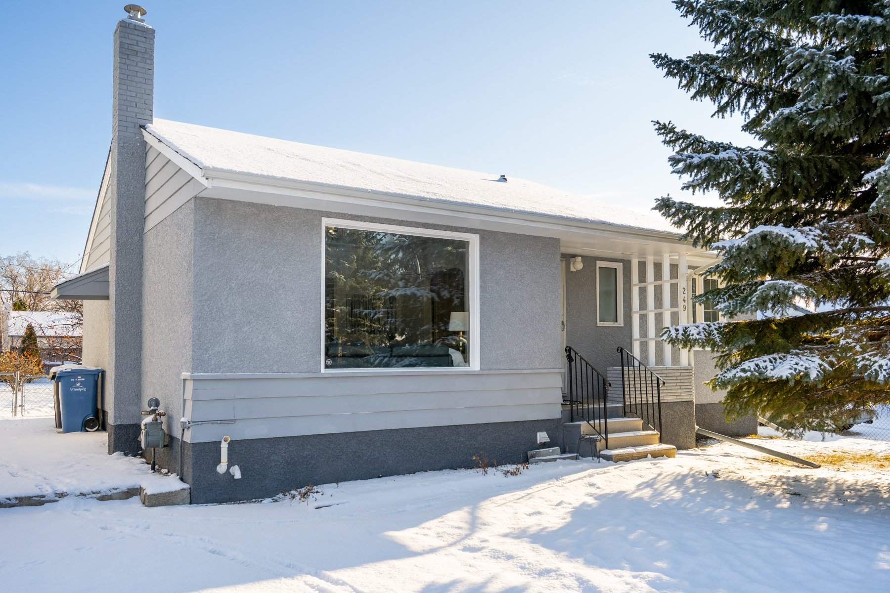 Main Photo: 249 Vernon Road in Winnipeg: Silver Heights House for sale (5F)  : MLS®# 1930982