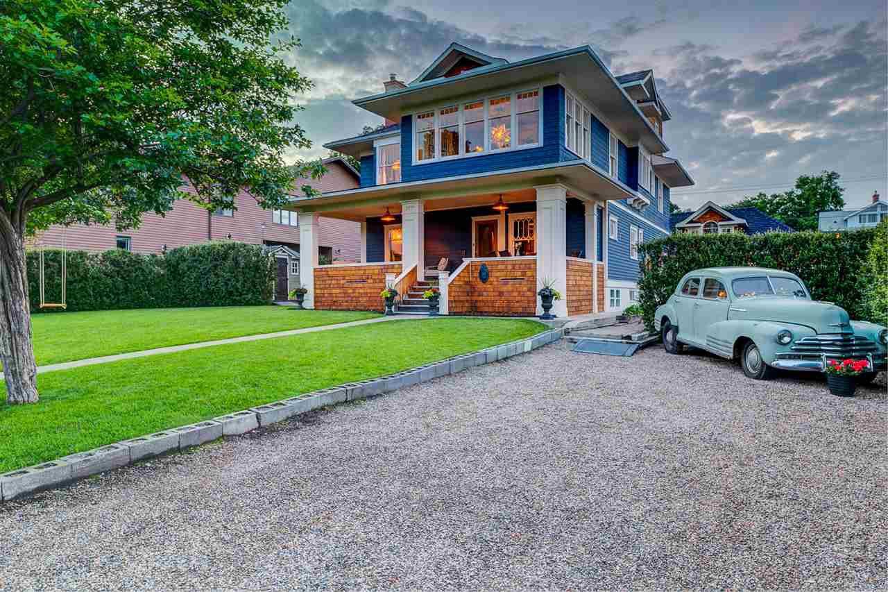 Main Photo: 5650 ADA Boulevard in Edmonton: Zone 09 House for sale : MLS®# E4204761