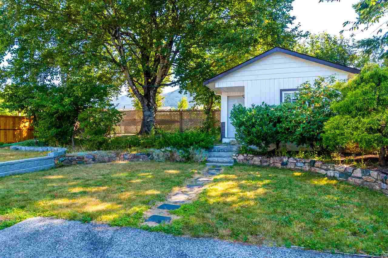 Main Photo: 567 SKAGIT Avenue in Hope: Hope Center House for sale : MLS®# R2479652