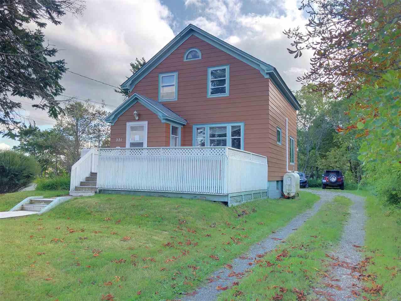 Main Photo: 331 Keltic Drive in Coxheath: 202-Sydney River / Coxheath Residential for sale (Cape Breton)  : MLS®# 202017590