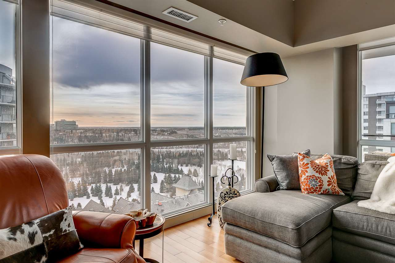 Main Photo: 1502 10046 117 Street in Edmonton: Zone 12 Condo for sale : MLS®# E4225099