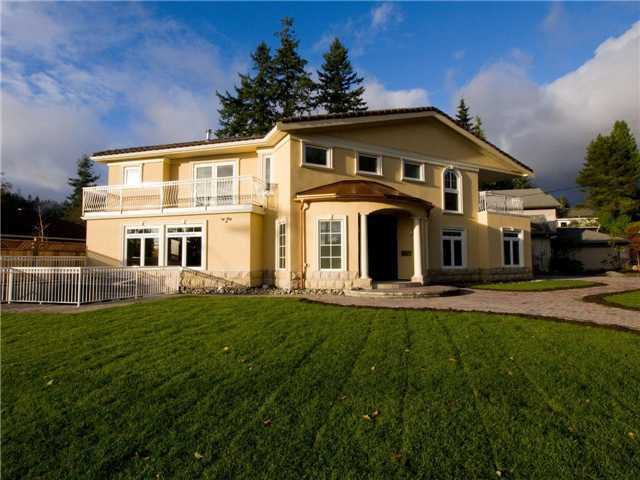 Main Photo: 2901 PAISLEY Road in North Vancouver: Capilano NV House for sale : MLS®# V932552