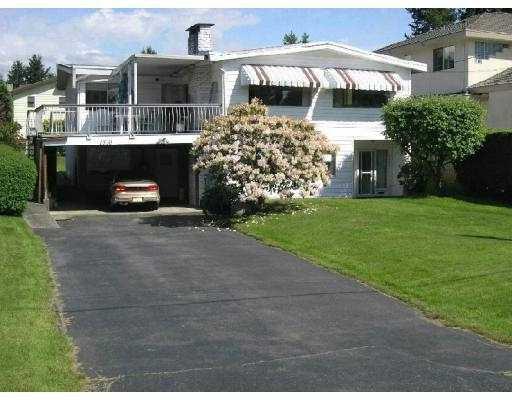 Main Photo: 1530 SHERLOCK AV in Burnaby: Sperling-Duthie House for sale (Burnaby North)  : MLS®# V537884