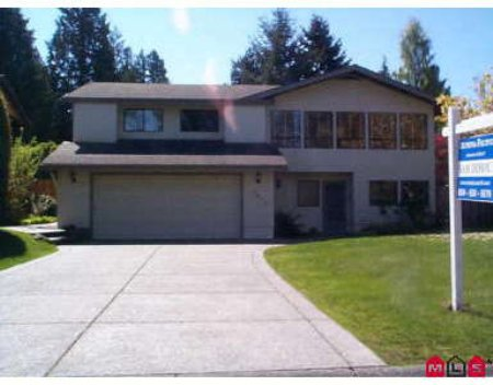 Main Photo: F2507688 in Surrey: House for sale (Crescent Bch Ocean Pk.)  : MLS®# F2507688