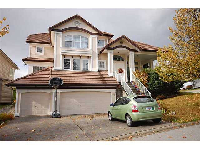 "Main Photo: 162 ASPENWOOD Drive in Port Moody: Heritage Woods PM House for sale in ""VISTAS-HERITAGE WOODS"" : MLS®# V977600"