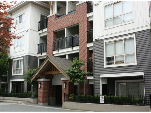 "Main Photo: A316 8929 202 Street in Langley: Walnut Grove Condo for sale in ""The Grove"" : MLS®# F1316933"
