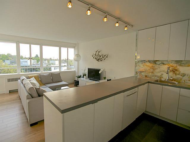 Main Photo: 620-1445 Marpole St in Vancouver: Fairview VW Condo for sale (Vancouver West)  : MLS®# V1057847