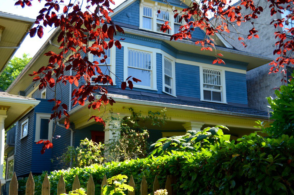 Main Photo: 1517 Comox Street in Vancouver: West End VW Multifamily for sale (Vancouver West)