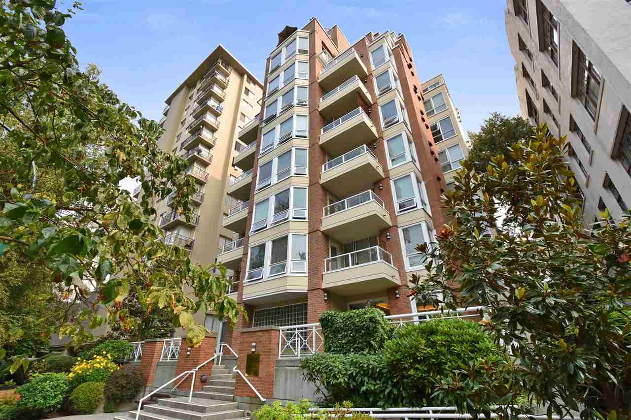 Main Photo: 601 1935 HARO STREET in Vancouver: West End VW Condo for sale (Vancouver West)  : MLS®# R2297412