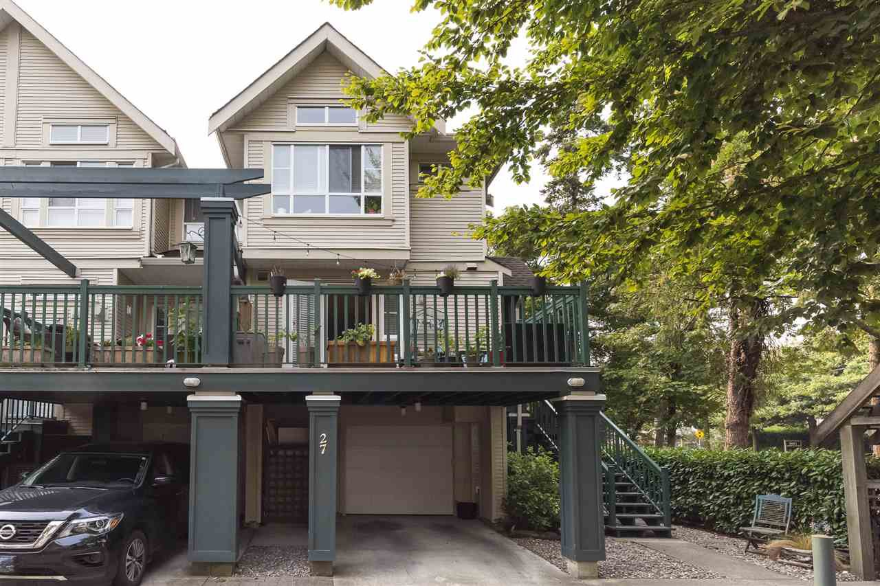 Photo 2: Photos: 27 4787 57 STREET in Delta: Delta Manor Townhouse for sale (Ladner)  : MLS®# R2295923