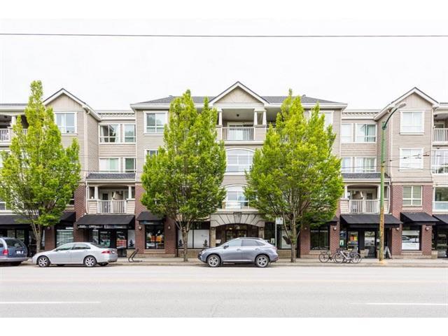 Main Photo: 106 3333 W 4th Avenue in Vancouver: Kitsilano Condo for sale (Vancouver West)  : MLS®# R2280867