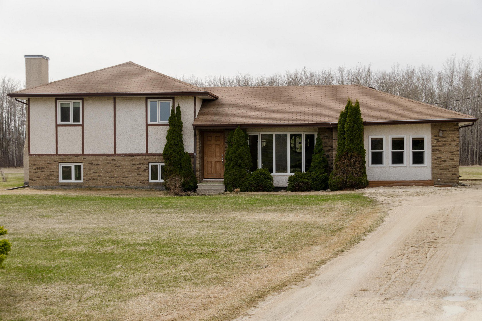 FANTASTIC COUNTRY HOME! Ideal 2000sf 3 Bedroom 4 Level Split Family Home, Numerous Upgrades, Landscaped 5 Acre Lot.