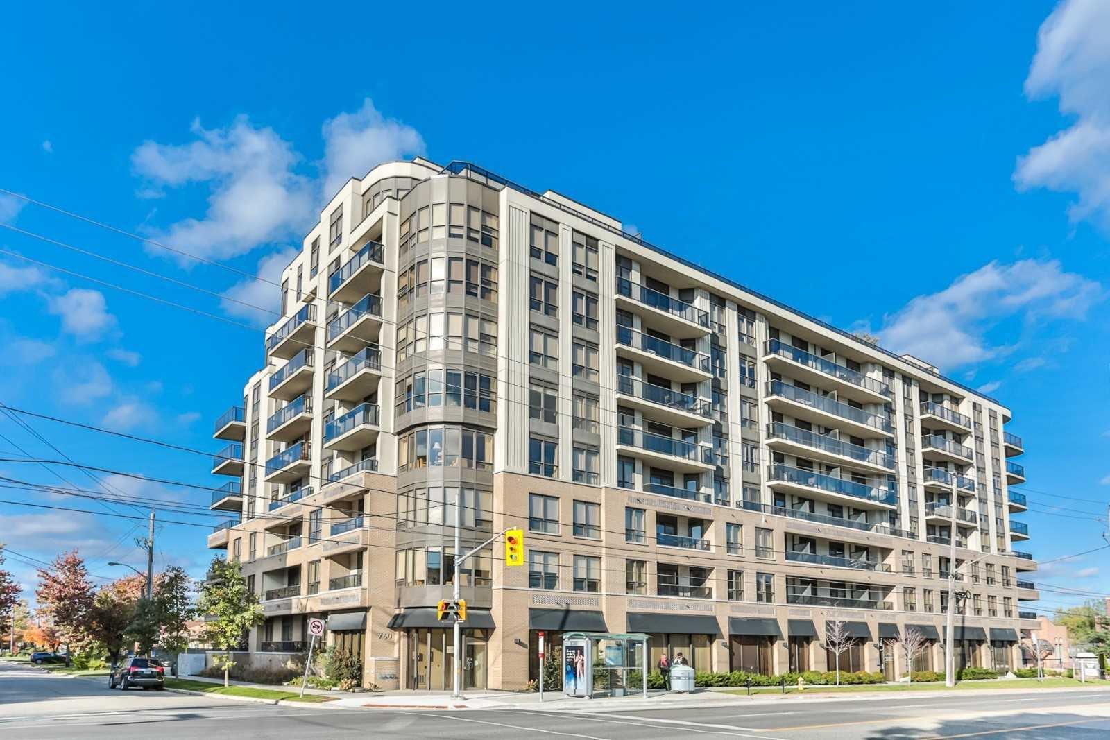 Main Photo: 805 760 W Sheppard Avenue in Toronto: Clanton Park Condo for lease (Toronto C06)  : MLS®# C4600124