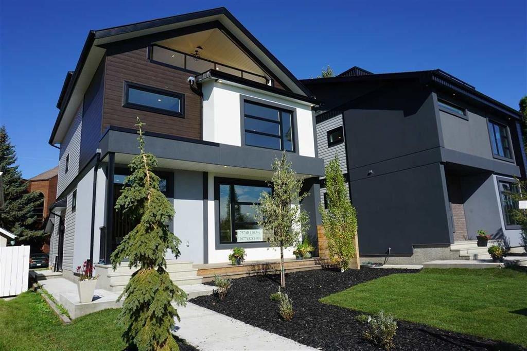 Main Photo: 7574B 110 Avenue in Edmonton: Zone 09 House for sale : MLS®# E4176351