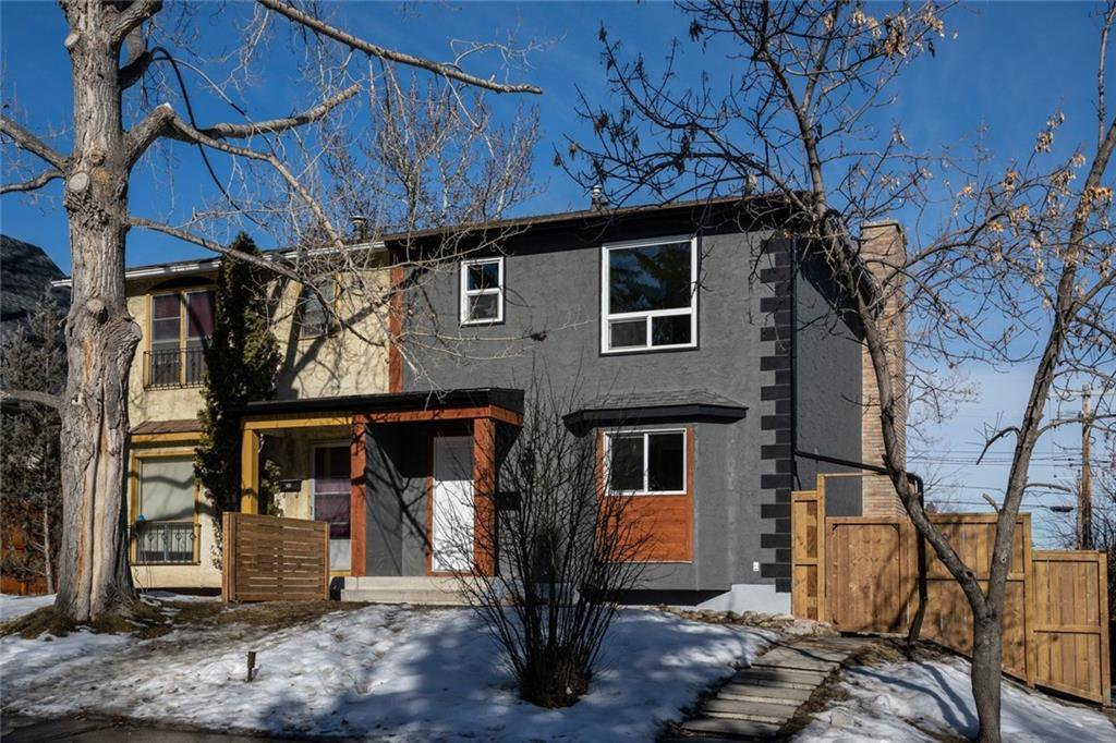 Main Photo: 11137 SACRAMENTO Drive SW in Calgary: Southwood Semi Detached for sale : MLS®# C4289104