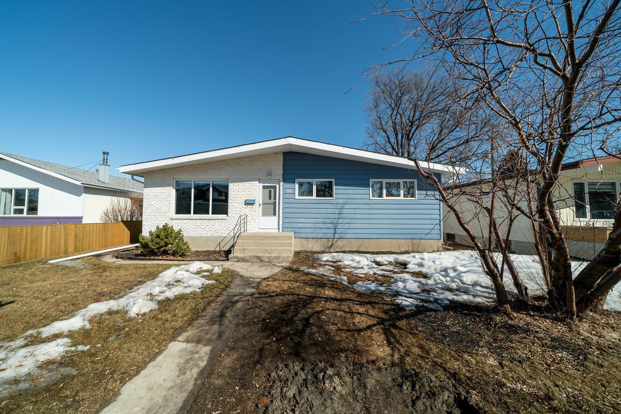 Main Photo: 53 Sansome Avenue in Winnipeg: Westwood Residential for sale (5G)  : MLS®# 202006568