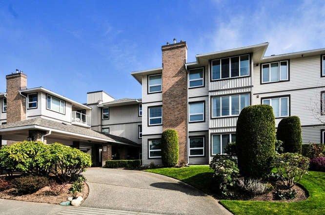 Main Photo: 205 1234 MERKLIN STREET: White Rock Home for sale ()  : MLS®# R2009764