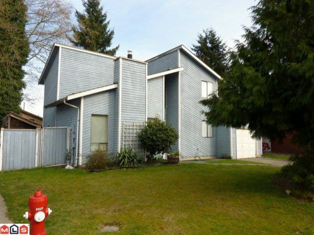 Main Photo: 8150 122ND Street in Surrey: Queen Mary Park Surrey House for sale : MLS®# F1208453
