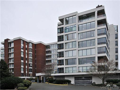 Main Photo: 206 1033 Belmont Avenue in VICTORIA: Vi Rockland Condo Apartment for sale (Victoria)  : MLS®# 318213