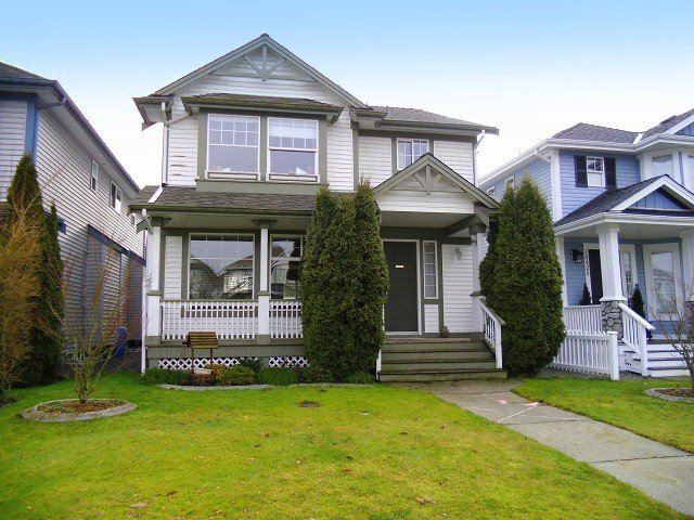 "Main Photo: 18436 65TH Avenue in Surrey: Cloverdale BC House for sale in ""Clover Valley Station"" (Cloverdale)  : MLS®# F1302703"