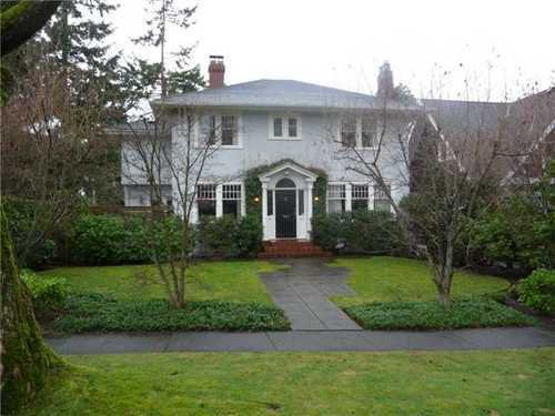 Photo 1: Photos: 5091 ANGUS Drive in Vancouver West: Quilchena Home for sale ()  : MLS®# V864112