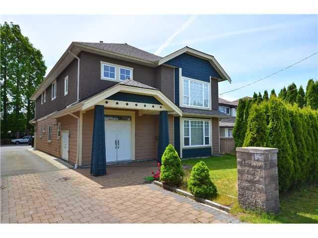 Main Photo: 4400 STEVESTON Highway in Richmond: Steveston South House for sale : MLS®# V1010724