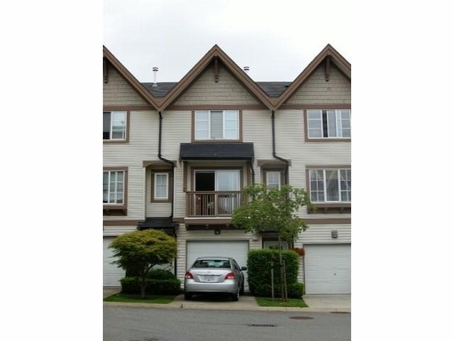 """Main Photo: 51 20540 66TH Avenue in Langley: Willoughby Heights Townhouse for sale in """"Amberleigh"""" : MLS®# F1313909"""