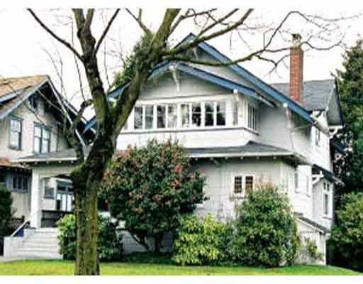 Main Photo: 1805 W 13TH AV in : Kitsilano Multifamily for sale : MLS®# V265773