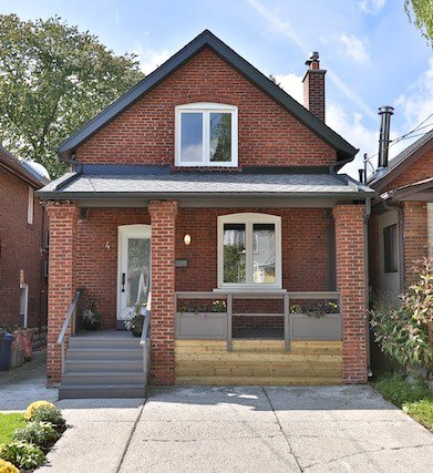 Main Photo: 4 Second Street in Toronto: New Toronto Freehold for sale ()  : MLS®# W3038902