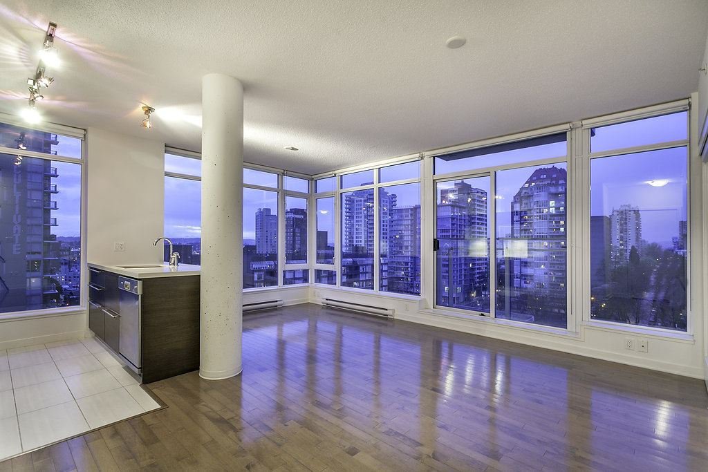 Main Photo: 1004 1252 HORNBY STREET in : Downtown VW Condo for sale (Vancouver West)  : MLS®# R2050745