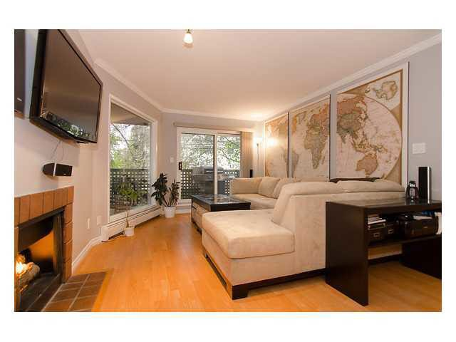 Main Photo: 203 1935 W 1ST AVENUE in : Kitsilano Condo for sale : MLS®# V985256