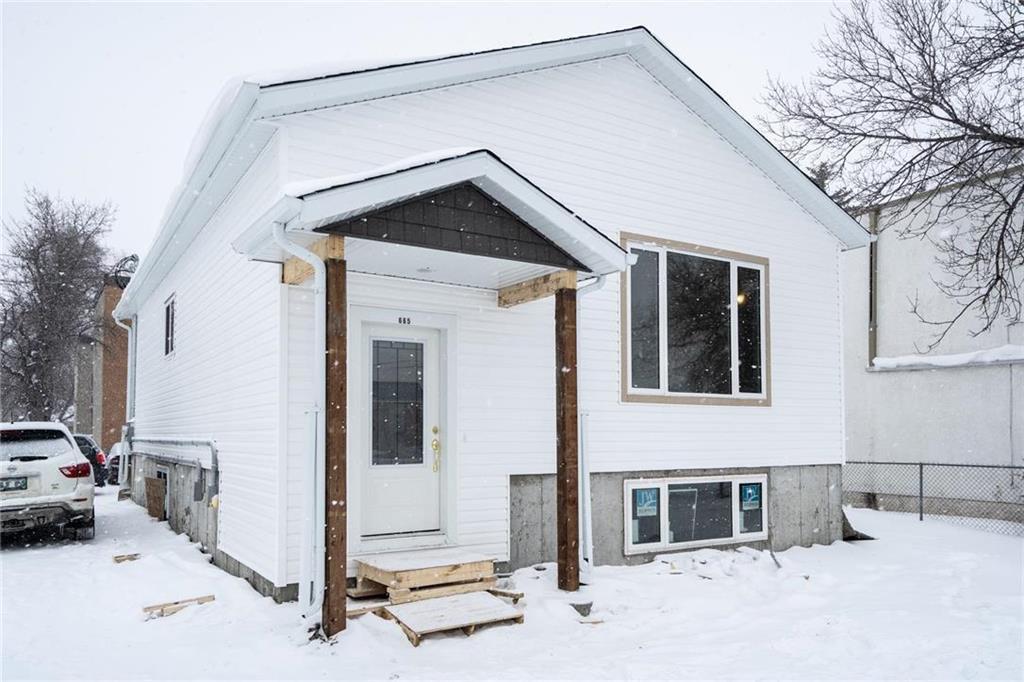 Main Photo: 665 Talbot Avenue in Winnipeg: East Elmwood Residential for sale (3B)  : MLS®# 202000202
