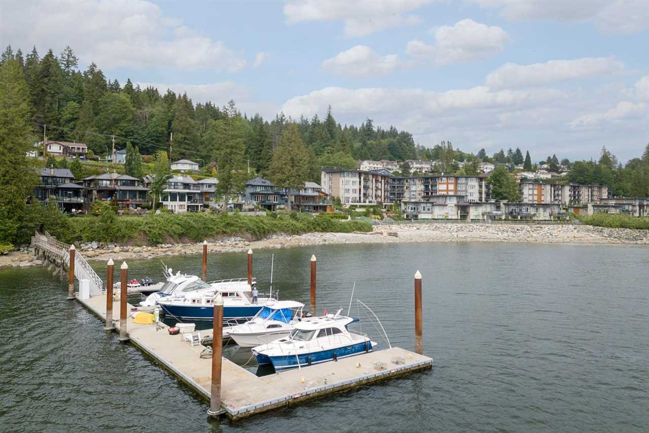 """Main Photo: 105 3873 CATES LANDING Way in North Vancouver: Roche Point Condo for sale in """"CATES LANDING"""" : MLS®# R2451740"""