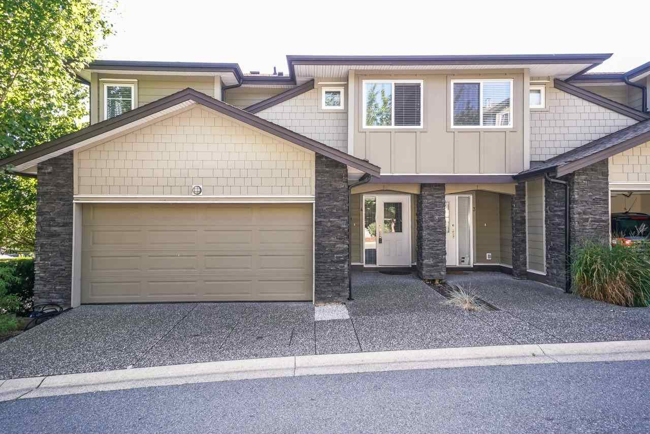 """Main Photo: 4 22865 TELOSKY Avenue in Maple Ridge: East Central Townhouse for sale in """"WINDSONG"""" : MLS®# R2496443"""