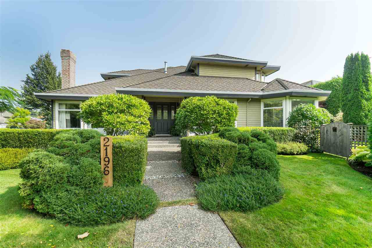 """Main Photo: 2196 148A Street in Surrey: Sunnyside Park Surrey House for sale in """"Meridian By the Sea"""" (South Surrey White Rock)  : MLS®# R2498600"""