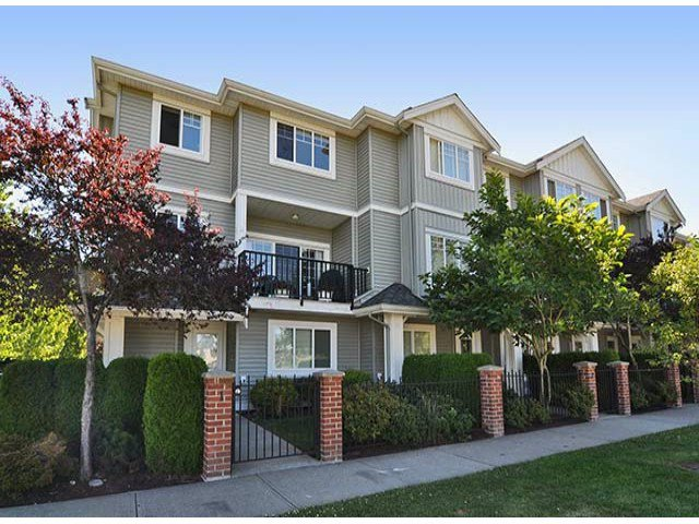 "Main Photo: 1 5988 OLD MCLELLAN Road in Surrey: Cloverdale BC Townhouse for sale in ""McLellan Mews"" (Cloverdale)  : MLS®# F1316563"