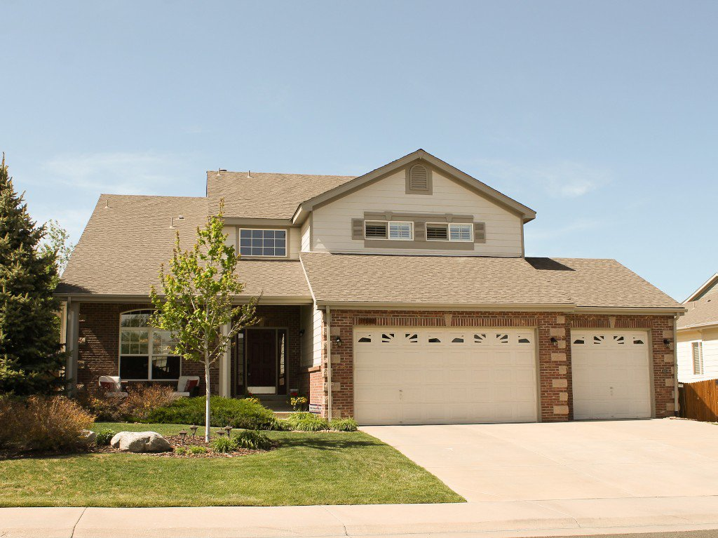 Main Photo: 17667 E. Cloudberry Drive in Parker: House for sale : MLS®# 9708737