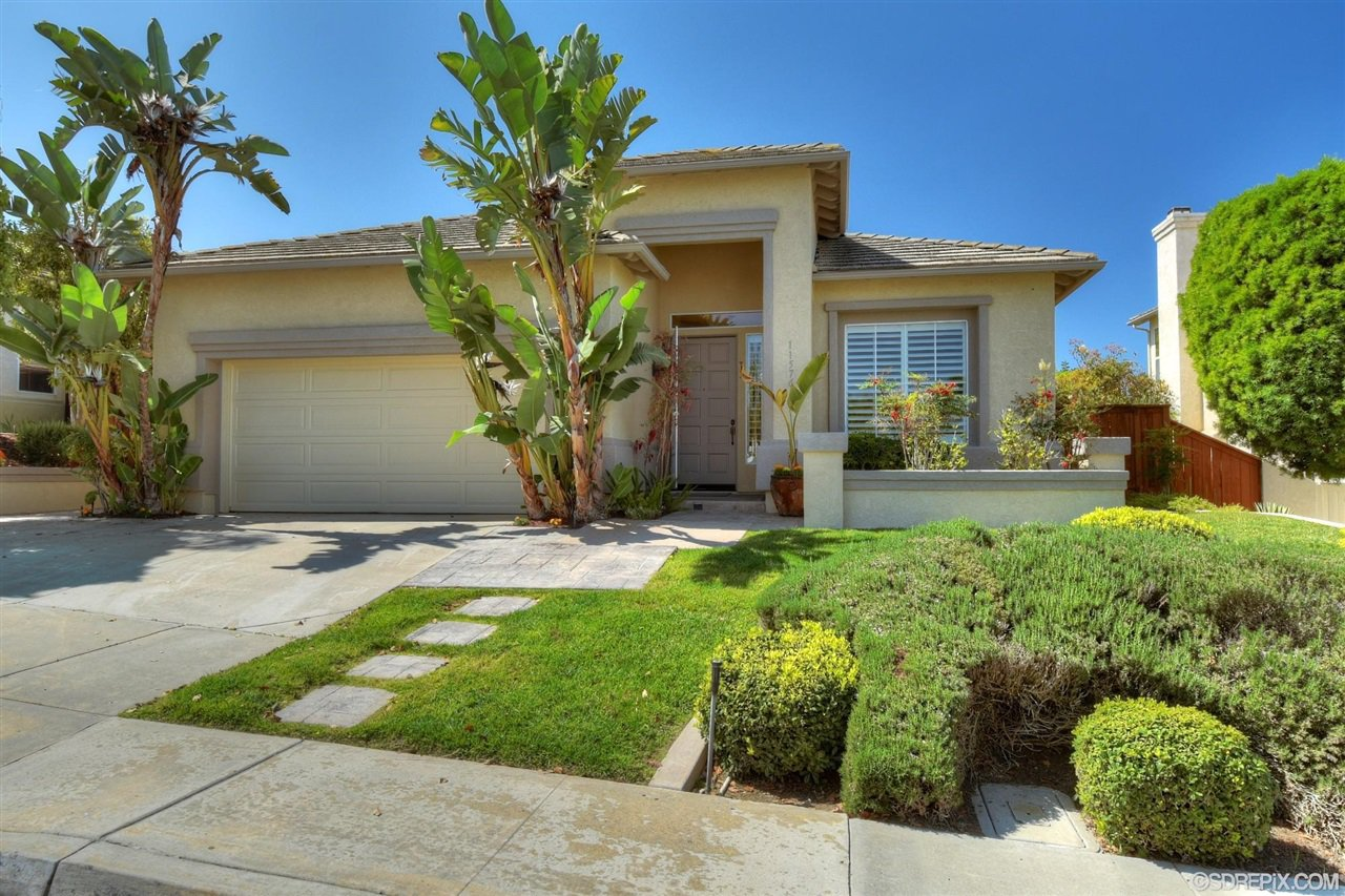 Main Photo: Residential for sale : 3 bedrooms : 11576 Scripps Creek Dr in San Diego