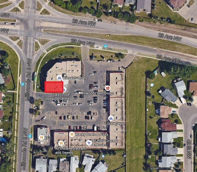 Photo 2: Photos: 4277 23 Avenue NW in Edmonton: Office for sale : MLS®# E1024352